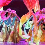 Royal Carnival in Xi'an, China September 17, 2018